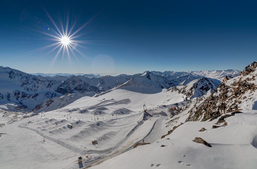 Snowpark & Jochdohle 2