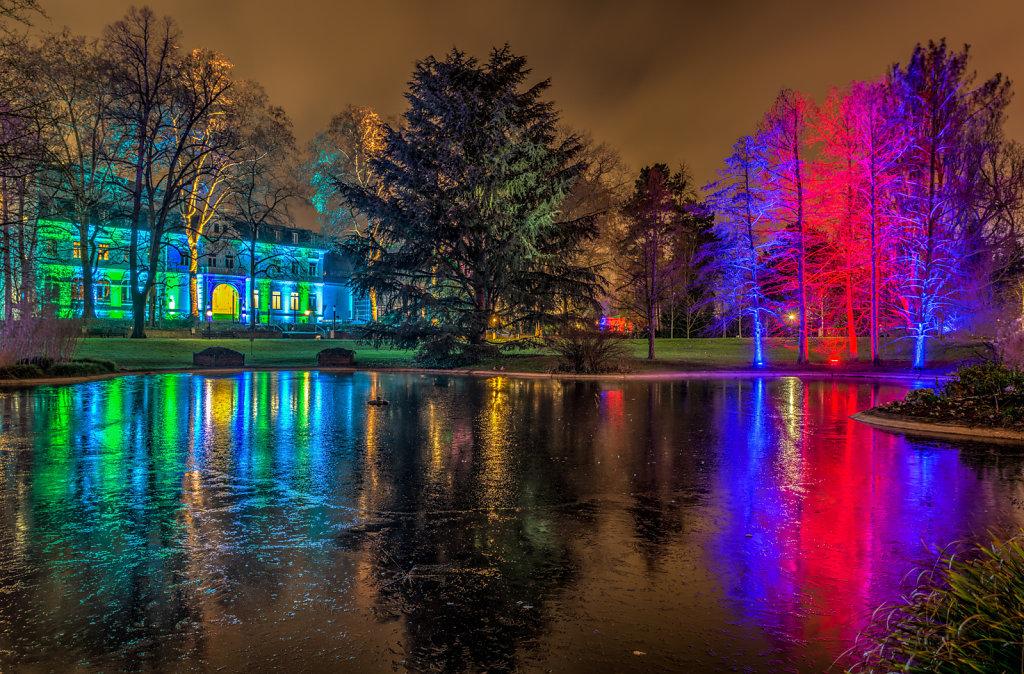 Lights On Ice