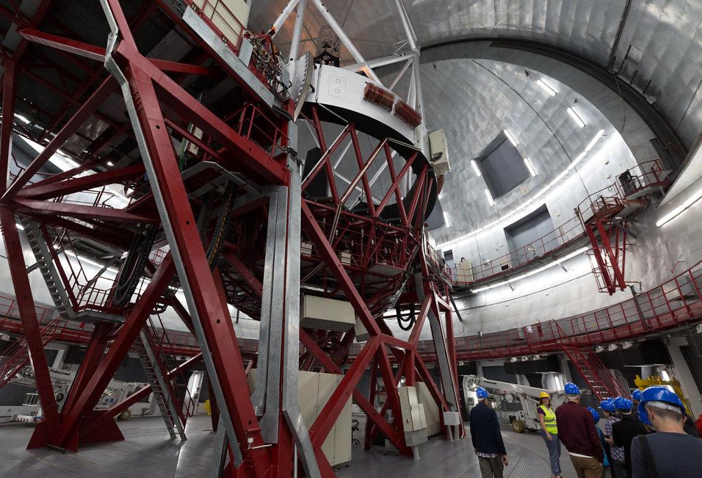 GTC Gran Telescopio Canarias