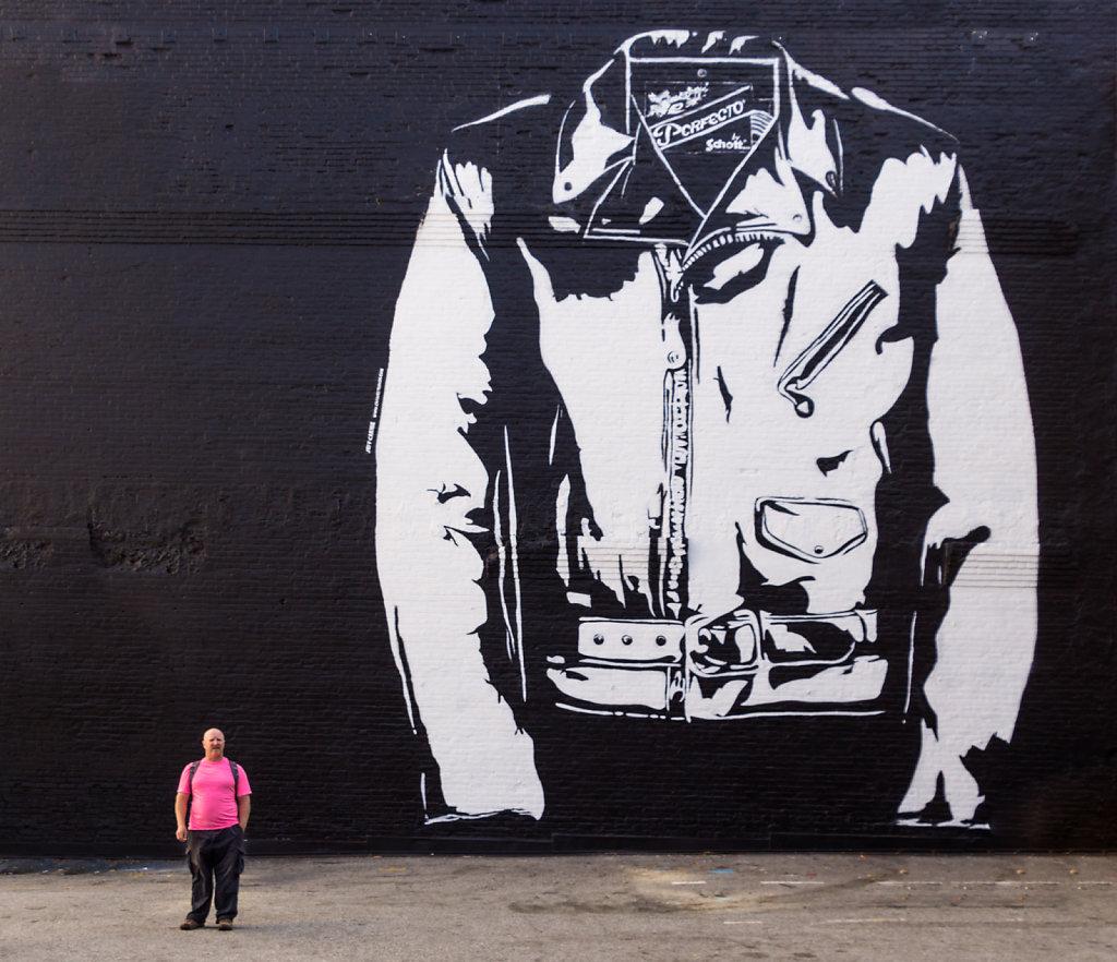 Lederjacke | Leather Jacket